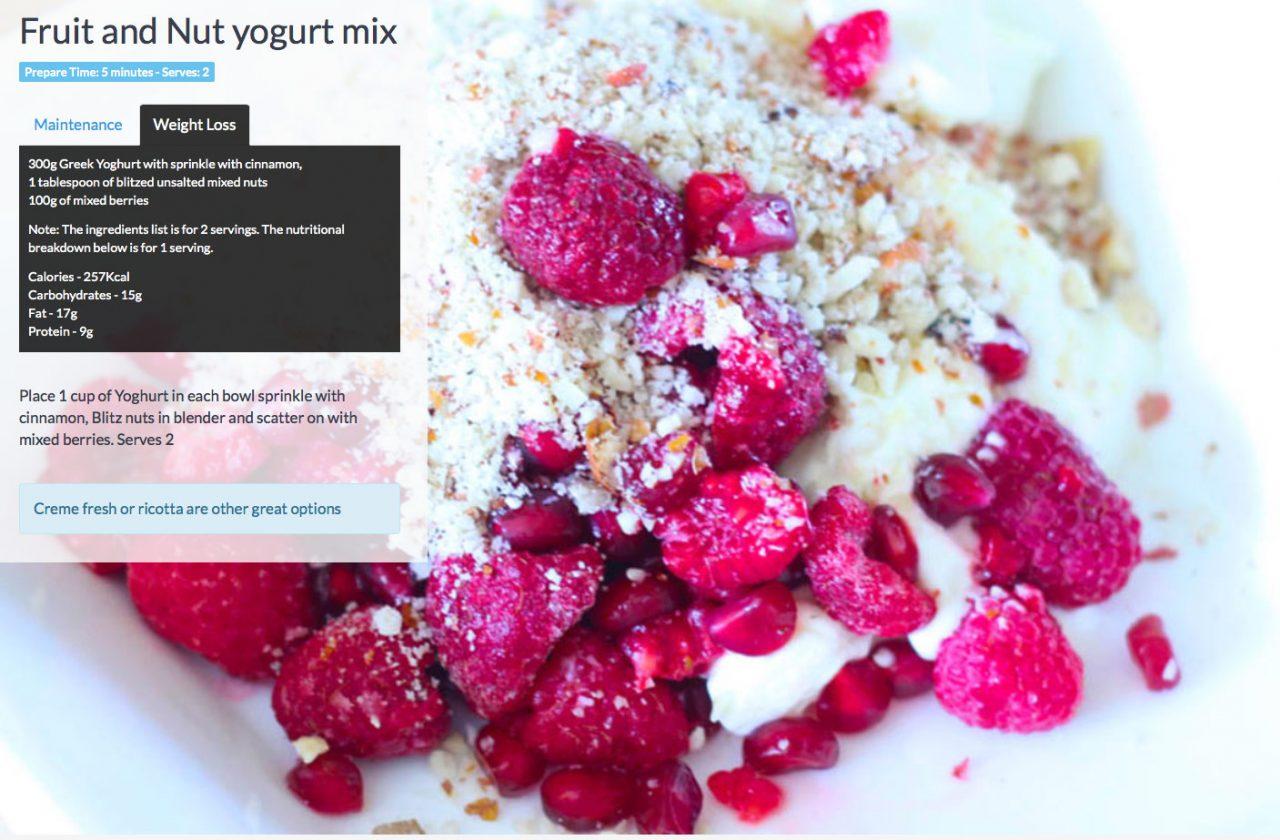 Fruit-and-nut-yogurt