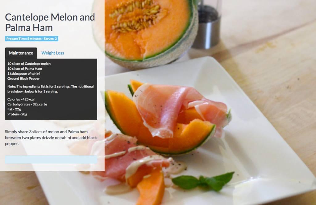 Melon-and-Palma-ham