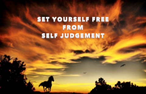 Self judgement can be damaging to your health
